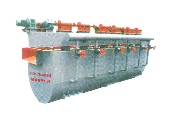 筛侧空气式洗煤机